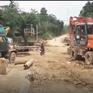 Thanh Hóa: Người dân vất vả khắc phục hậu quả sau lũ