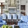Đẩy lùi nóng nực với ngôi nhà ngập tràn sắc màu biển cả