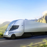 Tesla trình làng siêu xe tải chạy bằng điện