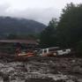 Lở đất nghiêm trọng ở Chile, 15 người mất tích