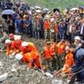 Trung Quốc nỗ lực tìm kiếm nạn nhân lở núi