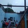 Gần 12.000 căn nhà bị hư hại, tốc mái một phần do mưa đá, dông lốc