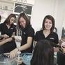 Nhiều phụ nữ nghèo đổi đời nhờ nghề làm tóc