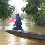 Hơn 7.000 hộ dân Thừa Thiên - Huế đang bị ngập trong lũ