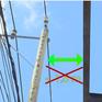 Nguy hiểm từ hành vi vi phạm hành lang an toàn lưới điện