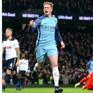 Lịch trực tiếp bóng đá Ngoại hạng Anh vòng 18: Man City đối đầu Tottenham
