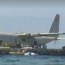 Nhấn chìm máy bay quân sự để tạo thu hút cho điểm du lịch lặn biển