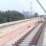 TP.HCM: Khởi công lắp đặt đường ray tuyến Metro số 1