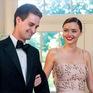 Miranda Kerr chính thức trở thành vợ của tỷ phú Evan Spiegel!