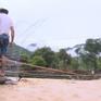 Mở đường vào các bản bị cô lập tại Sơn La