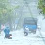 Áp thấp nhiệt đới gây mưa lớn ở Nam Trung Bộ