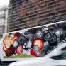 Hút hồn nghệ thuật trên xe tải