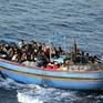 Số người nhập cư vào châu Âu giảm