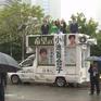 Nhiều nơi tại Nhật Bản bỏ phiếu sớm