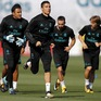 """C.Ronaldo hăng say tập luyện, chờ """"mở hàng"""" La Liga"""