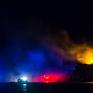 Mỹ: Nổ giàn khoan dầu trên biển, 7 người bị thương