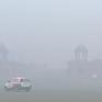 Ô nhiễm không khí ở New Delhi tăng cao gấp 18 lần so với mức tiêu chuẩn