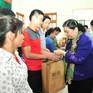 Phó Chủ tịch Quốc hội Tòng Thị Phóng thăm người dân vùng lũ Sơn La