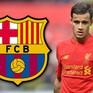Chuyển nhượng bóng đá quốc tế ngày 26/7/2017: Barcelona đã đạt được thoả thuận với Coutinho của Liverpool