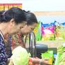 """Ra mắt siêu thị thực phẩm đầu tiên trong chương trình """"Bữa ăn an toàn"""""""