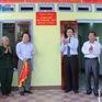 Quảng Ngãi tổ chức gắn biển công trình kỷ niệm ngày Thương binh liệt sỹ