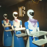Robot bồi bàn tại Ấn Độ