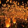 Mãn nhãn với những màn trình diễn ánh sáng rực rỡ nhất thế giới
