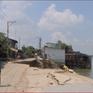 Sạt lở bờ sông tại An Giang là do khai thác cát