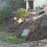 An Giang, Đồng Tháp ban bố tình trạng sạt lở khẩn cấp