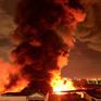 Hàng loạt các vụ cháy lớn xảy ra tại khu công nghiệp