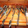 Cần Thơ: Tạm giam đối tượng tàng trữ vũ khí quân dụng trái phép