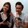 """Hồ Việt Trung livestream bằng 4G MobiFone phân trần về nghi án """"phim giả tình thật"""" với Lilly Luta"""