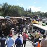 Va chạm liên hoàn tại Kenya, hơn 25 người thiệt mạng