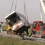 Tai nạn xe bus tại Ba Lan, 18 người bị thương