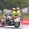 Tập huấn kỹ năng lái xe phân khối lớn phục vụ APEC