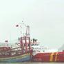 Cứu hộ thành công tàu cá và 9 thuyền viên tại khu vực Vịnh Bắc Bộ