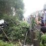 Tàu hỏa va chạm ô tô, 4 người thiệt mạng