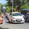 Taxi truyền thống áp dụng tính tiền trước