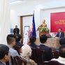 Tổng Bí thư gặp mặt cộng đồng người Việt Nam tại Indonesia