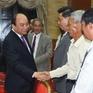 Thủ tướng gặp kiều bào tại Campuchia