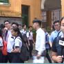 860.000 thí sinh hoàn thành môn thi đầu tiên kỳ thi THPT Quốc gia 2017