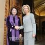 Việt Nam - Latvia nhất trí đẩy mạnh trao đổi đoàn cấp cao