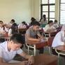 Thi THPT Quốc gia: Nhiều thí sinh miền Trung, Tây Nguyên vắng mặt môn Ngữ Văn