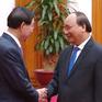Thủ tướng tiếp Đặc phái viên Tổng thống Hàn Quốc