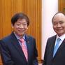 Thủ tướng mong muốn Singapore hỗ trợ Việt Nam tham gia sâu hơn vào thị trường thế giới