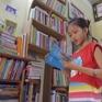 Thư viện miễn phí của cô giáo nơi làng quê