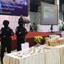 Thái Lan thu giữ hơn 4 triệu viên thuốc gây nghiện