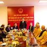 Gặp mặt kiều bào về dự Đại hội Phật giáo toàn quốc lần thứ 8