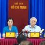 Tổng Bí thư tiếp xúc cử tri Hà Nội