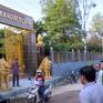 Vũng Tàu: Chuyển 11 trẻ mồ côi ở tịnh xá Ngọc Tuyền về trung tâm bảo trợ